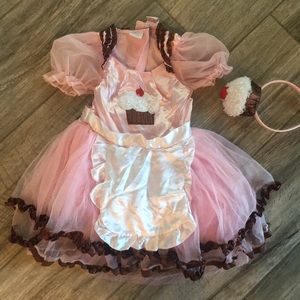 Other - Cupcake princess costume